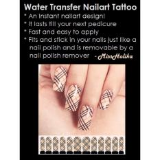 Fengshangmei Nail All Sticker (Water Transfer) Nailart Design _C4-020 Philippines