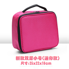 Large Volume Makeup and Manicure Case with Handle Philippines