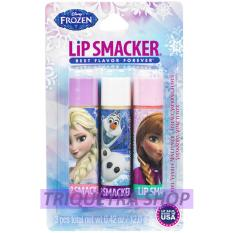 FROZEN Lip Smacker - Trio Lip Balms - 3 Pieces Philippines