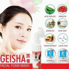 Geisha Facial Foam Wash