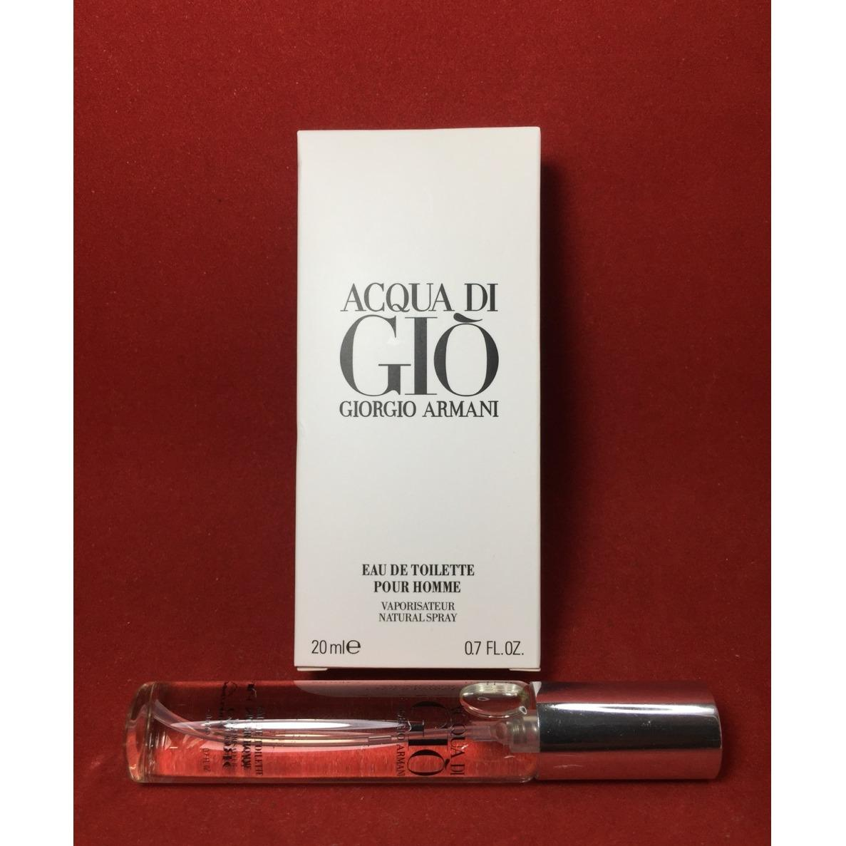 Giorgio Armani Aqua Di Gio (20ml) for Men product preview, discount at cheapest price