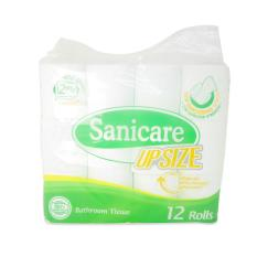 Green 400 Sheets - 2ply Laminated Sanicare Upsize Bathroom Tissue 12rolls 351994 1 Set w45 Philippines