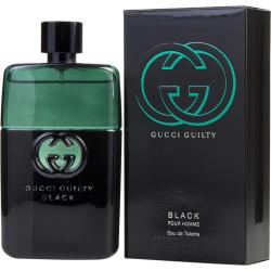 GUCCI GUILTY BLACK 50ml from USA