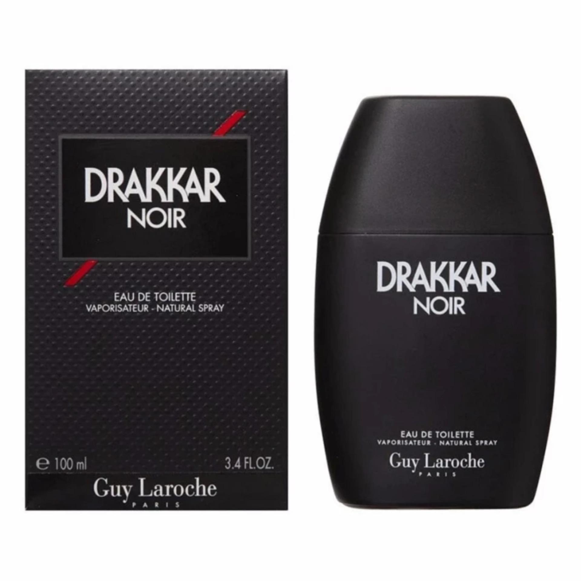 Guy Laroche Drakkar Noir Eau De Toilette for Men 100ml