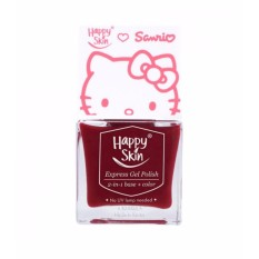 HAPPY SKIN X SANRIO EXPRESS GEL POLISH IN RED APPLES Philippines