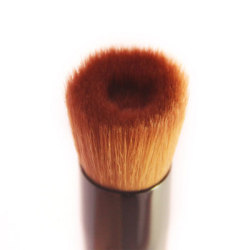 HengSong Pits Brush Powder Brush Gills Mask Makeup Brush Brown