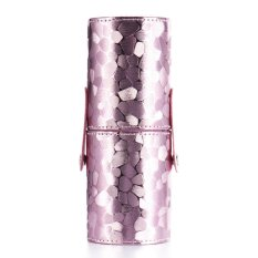 High Quality Fashion Makeup Brushes Cup Holder Portable Cosmetic Brushes Holder Storage Pink - intl Philippines