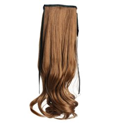 HKS Wavy Ponytail Wigs Hair Hairpiece Extension (Intl)