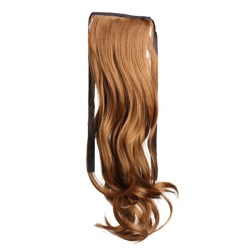 HKS Wavy Ponytail Wigs Pony Hair Hairpiece Extension (Intl)