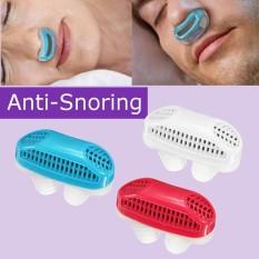 HQ Silicone Anti Snore Nasal Dilators Apnea Aid Device Stop Snoring Nose Clip - intl