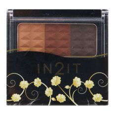 IN2IT Waterproof Eyebrow Colour 03 (Eyebrowns) 03-ER01 Philippines