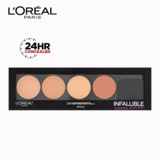 Infallible Total Cover 4-in-1 Concealing & Contour Kit [#GotYouCovered] by LOréal Paris Philippines