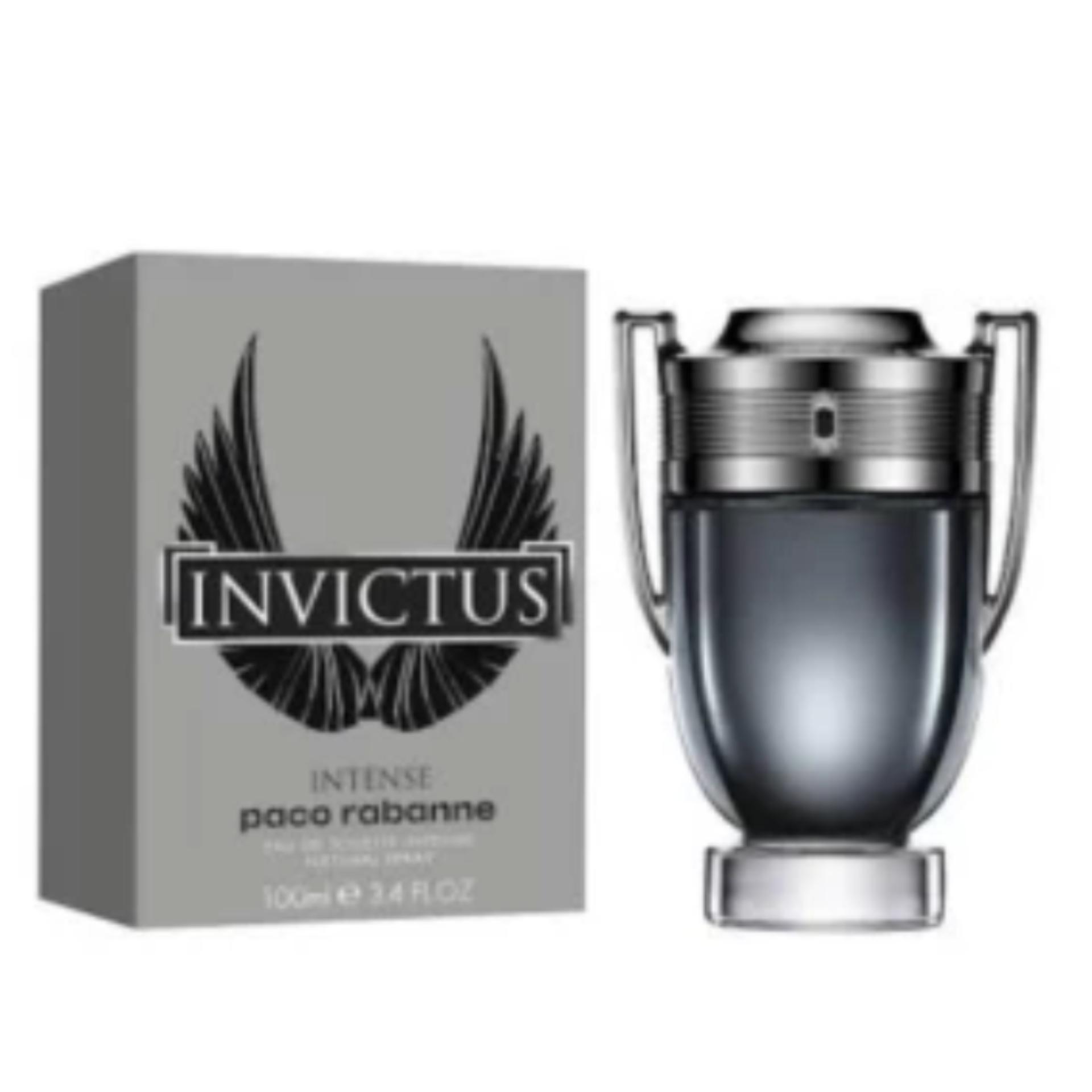Invictus Intense Eau de Toilette by Paco Rabanne 100ml