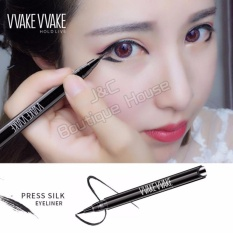 J&C Korea Waterproof Press Silk Eyeliner #601 (Black) Philippines