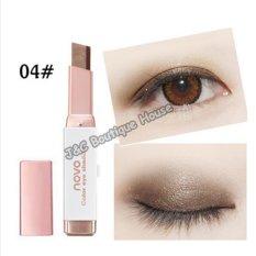 J&C  Korea NOVO 5099  Double Color Gradient Eye Shadow Make Up  Makeup #4 Philippines