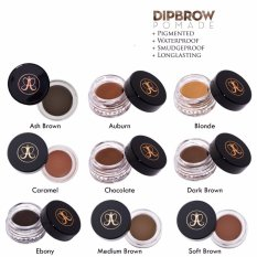 J&J DIPBROW Pomade Eyebrow (Ebony) Philippines