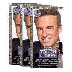 Just For Men Touch Of Gray Mens Hair Color, Medium Brown (pack Of 3) By Galleon.ph.