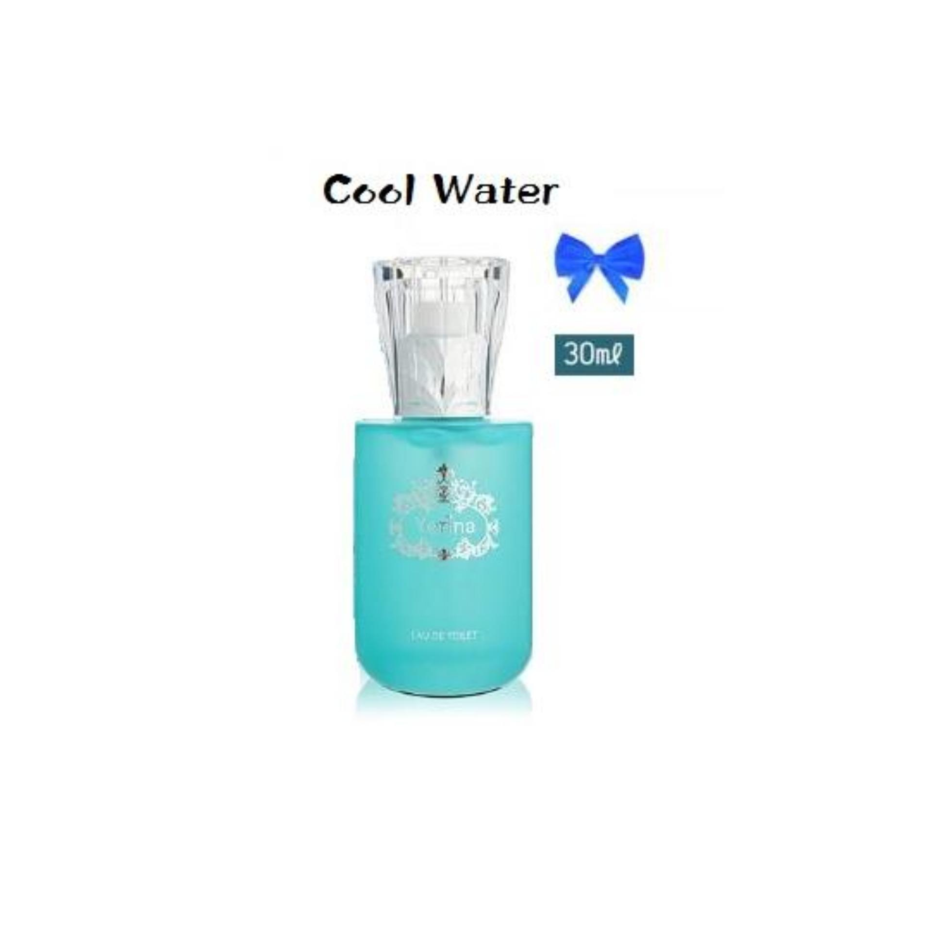 Korean Perfume Yerina Eau De Toilet Cool Water 30ml product preview, discount at cheapest price