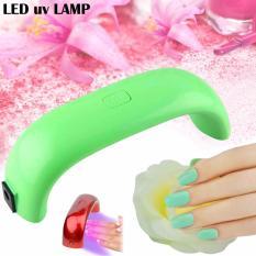 LED 9W Nail Polish Dryer UV Lamp (Apple Green) Philippines