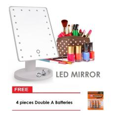 LED Touch Screen Cosmetic Professional Vanity Mirror Philippines
