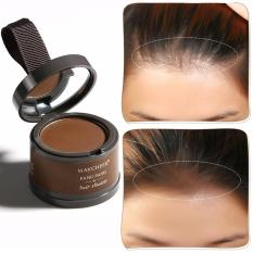 Medium Brown Hair Fluffy Powder Instantly Black Root Cover Up Natural Instant Hair Line Makeup Hair Concealer Coverage Philippines