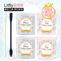 Litfly x200 cotton beauty cotton swabs cotton swab Philippines