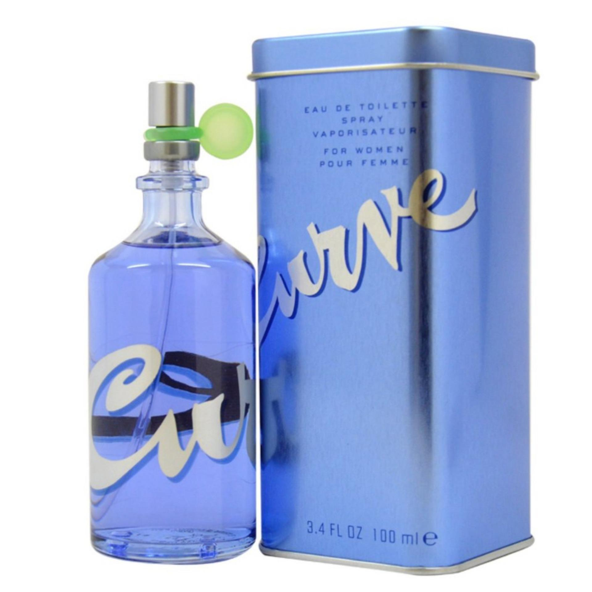 Liz Claiborne Curve Eau De Toilette For Women 100mL