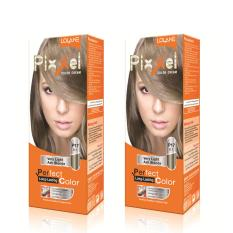 Lolane Pixxel P17 Very Light Ash Blonde (set Of Two) By Meiken International.