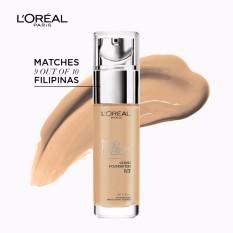 LOreal Paris True Match Liquid Foundation 30ml (N3 Nude Vanilla) Philippines
