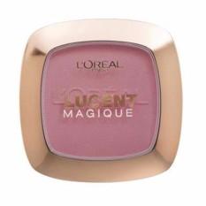 Lucent Magique Glow Mono Blush - B1 Honey Beige [On-the-Go] by LOréal Paris Philippines
