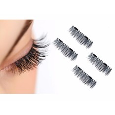 Magnetic Eyelashes 2-magnets NATURAL FREE REPAIR KIT Philippines