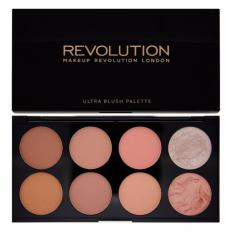 Make Up Revolution Ultra Blush Palette Hot Spice Philippines
