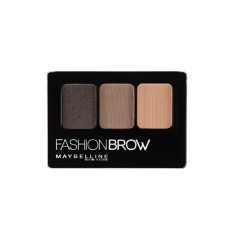 Maybelline Fashion Brow Palette (Light Brown) Back to Basics Brow Philippines