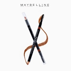2-IN-1 Pencil - Brown [Shaping] by Maybelline Fashion Brow Philippines