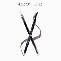 2-IN-1 Pencil - Dark Brown [Shaping] by Maybelline Fashion Brow Philippines