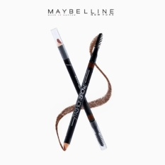 2-IN-1 Pencil - Light Brown [Shaping] by Maybelline Fashion Brow Philippines