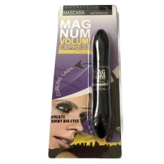 893b2ee8b12 Philippines. Maybelline The Magnum Volume Express Smudgeproof Mascara  (Black)