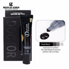 MEEPLUS KOREA Dr.Drawing Semi Permanent Make Up Pigment Eyeline Tattoo Pigment (Real Black) - intl Philippines