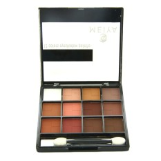 MEIYA Nude Neutral Matte 12 Colors Eyeshadow Palette Philippines