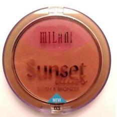 Milani Sunset Duos Blush & Bronzer  (Sunset Beach 03) Philippines