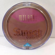 Milani Sunset Duos Blush & Bronzer Sunset Breeze 05 Philippines