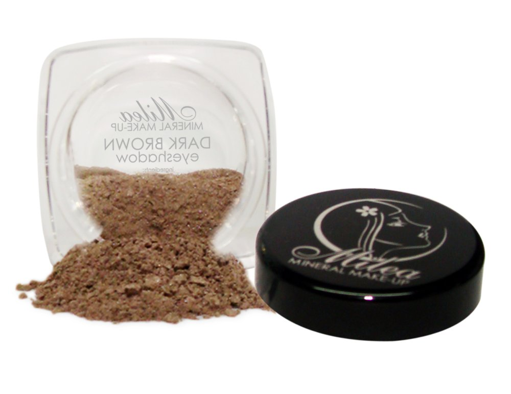 Milea Mineral Powder Eye Shadow 1g (Dark Brown) product preview, discount at cheapest price