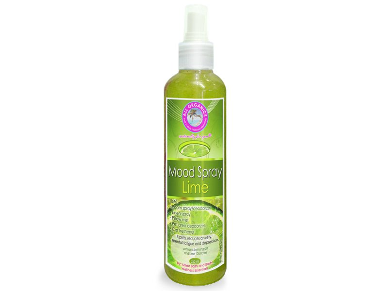 Milea Room Deodorizer and Antibacterial Mood Spray Lime 250ml product preview, discount at cheapest price