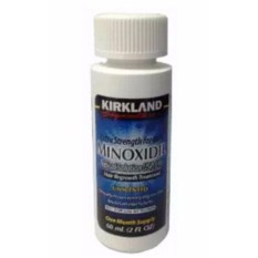 Kirkland Minoxidil For Men 5% Extra Strength Hair Regrowth For Men 2 Oz By Corinthian Harvest.