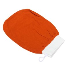 Monolayer Rayon Bath Scrub Glove for Bath Sauna Exfoliating Tool - intl Philippines