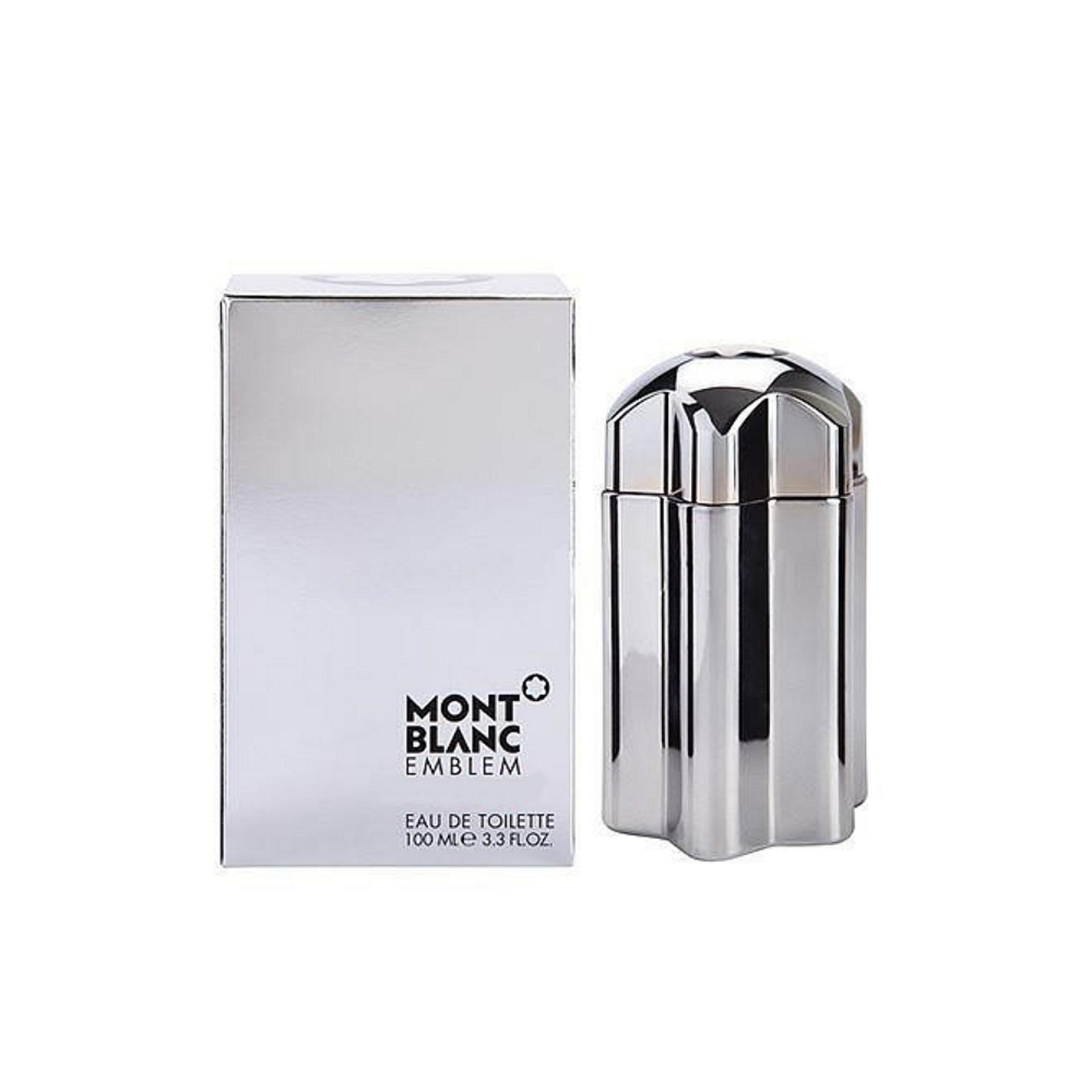Mont Blanc Emblem Eau de Toilette for Men 100ml - thumbnail