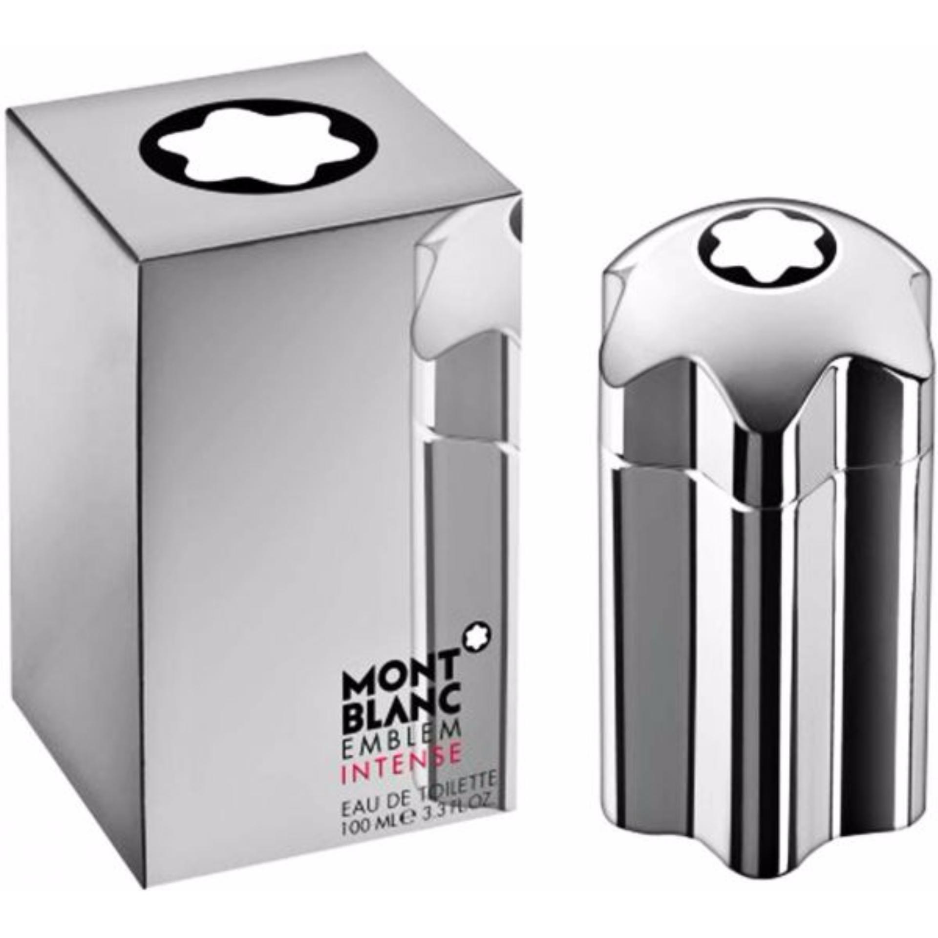 Mont Blanc Emblem Intense Eau De Toilette 100ml