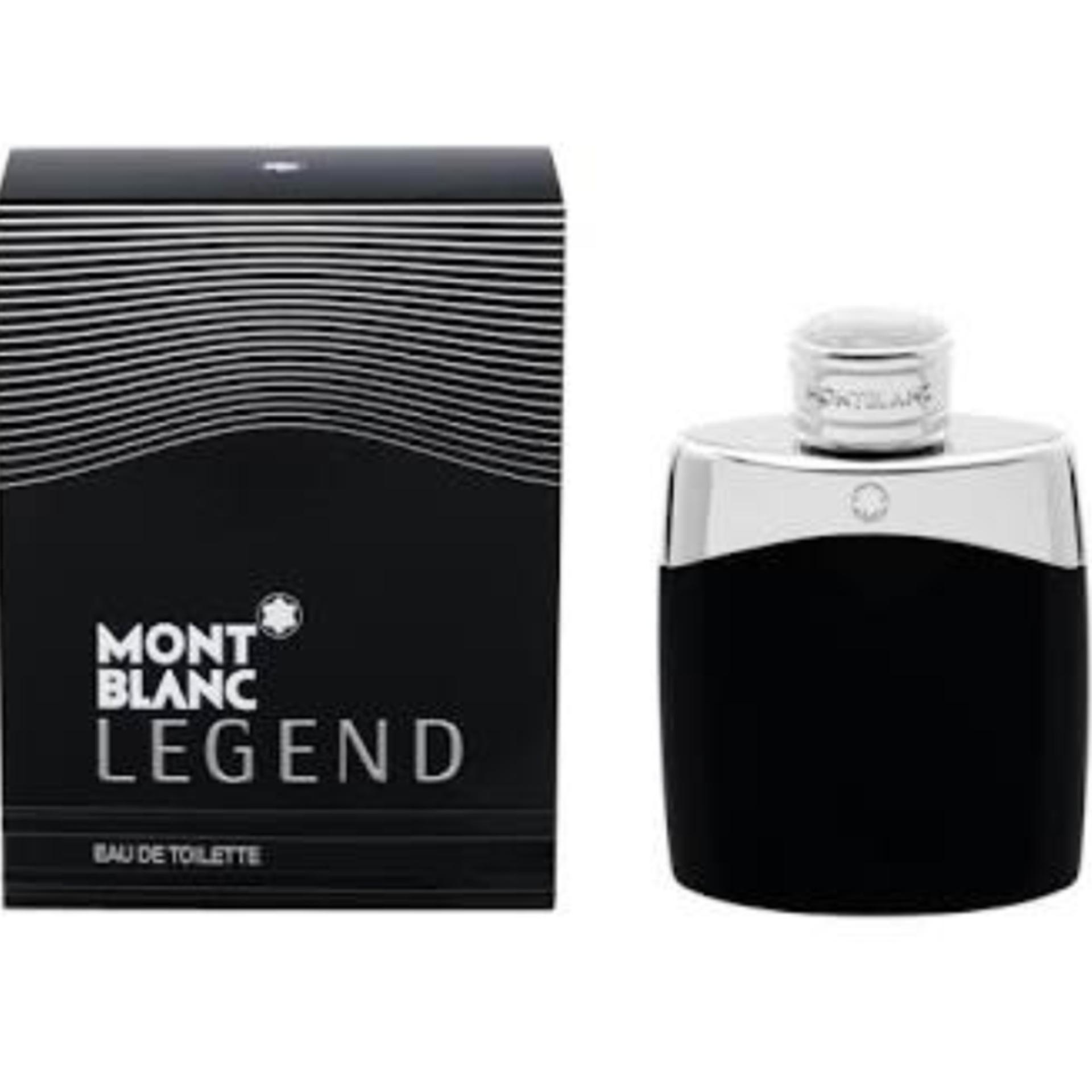 Mont Blanc Legend Eau de Toilette for Men 100ml