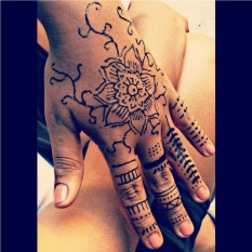 ff588772f134e Moonar Temporary Tattoo Kit Black Natural Herbal Henna Cones Body Art Paint  Mehandi Ink - intl