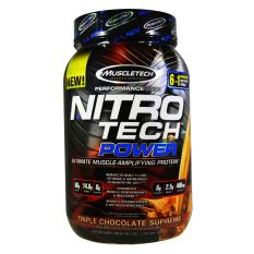 Muscletech Nitrotech Power 2 lbs. Chocolate